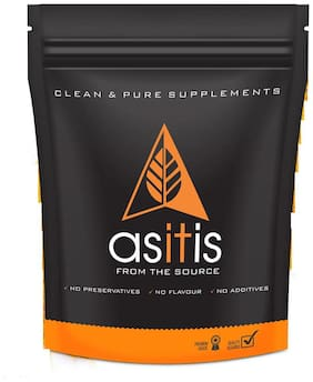 AS-IT-IS Nutrition Curcumin Powder - 95% Curcuminoids | Natural Turmeric Extract | Purity Tested - 100g