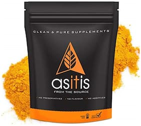 AS-IT-IS Nutrition Curcumin Powder - 95% Curcuminoids 100g