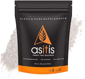 As-It-Is Nutrition L-Glutamine For Muscle Growth And Recovery - 250 gm