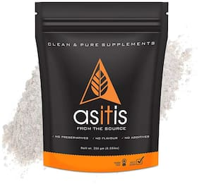 AS-IT-IS Nutrition Pure L-Citrulline Powder;Boosts Nitric oxide & Muscle growth - 250g