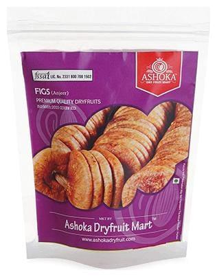 Ashoka Dry Fruit Mart Premium Dried Afghani Anjeer 250 g (Platinum)