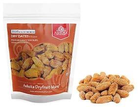 Ashoka Dry Fruit Mart Dates Dry Yellow/Cutting Chuara Exotic Quality (Gold) 1 kg