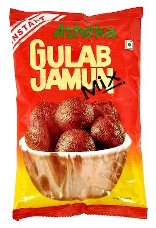 ASHOKA Instant Sweet Gulab Jamun Mix 400g (Pack of 2)
