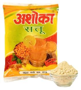 ASHOKA Pure & Tasty Refined Fibrous Sattu 500g (Pack of 1)