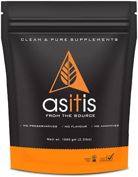 ASITIS Nutrition Whey Protein Isolate - 1000g