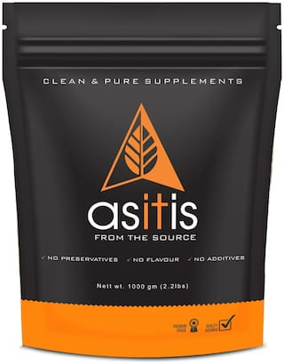ASITIS Nutrition Whey Protein Isolate - 1 kg