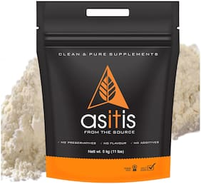 AS-IT-IS Nutrition Whey Protein Concentrate Unflavored (5kg)