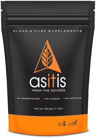 AS-IT-IS Nutrition Whey Protein Isolate - 500g
