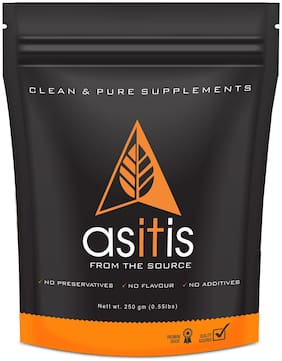 ASITIS Nutrition Whey Protein Isolate - 250g