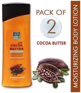 Astaberry Body Lotion Coco Butter -300ml(pack 2)
