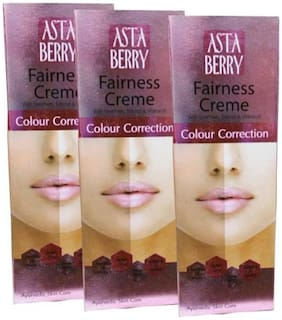 Astaberry Fairness Cream-Color Correction 50 ml (Pack of 3)