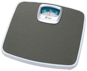 ATOM AL910 Analog Regular Size Platform Mechanical Health Monitor Scale With Max Capacity 130Kg