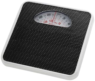 ATOM AL940 Analog Large Size Platform Mechanical Health Monitor Scale With Max Capacity 136 kg