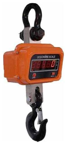 ATOM Electronic Crane Scale A-340-3 ton With Max Capacity 3000 Kg