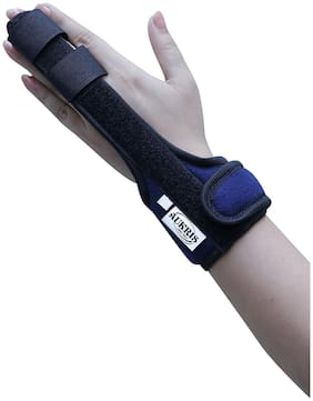 Aukris, Finger Splint - Long_ Large