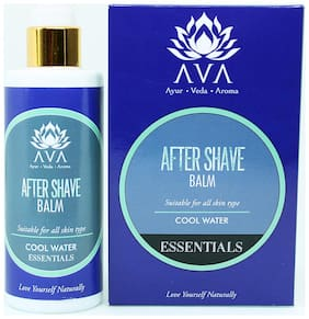AVA Essentials Cool Water After Shave Balm