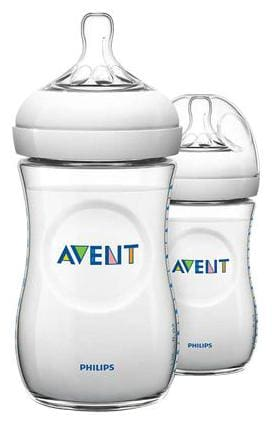 Avent Feeding Bottle - Natural  260 ml