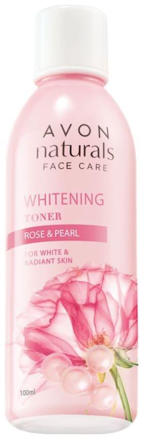 Avon Naturals Rose & Rose Pearl Toner 100ml