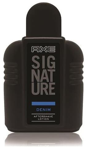 Axe Signature After Shave Lotion Denim 100 Ml