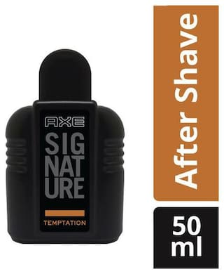 Axe Signature Temptation After Shave Lotion 50 ml