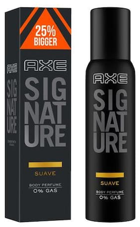 Axe Signature Suave Body Perfume 154 ml