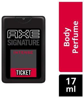 AXE Signature Intense Ticket Perfume, 17 ml