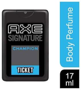 Axe Ticket Perfume  Champion 17 ml