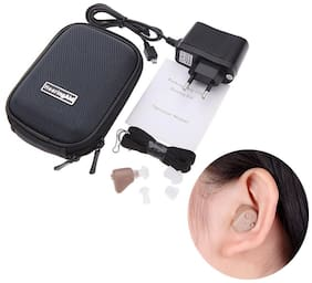 Axon Hearing Aid K-88 Hearing Aids In-Ear Mini Invisible Sound Amplifier Aid Adjustable Tone