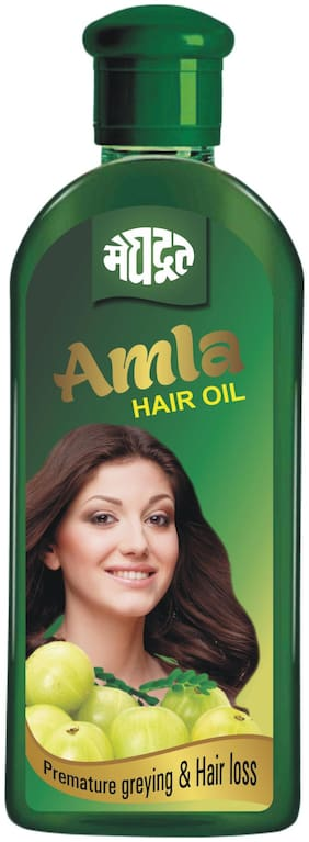 AYURVEDIC AMLA HAIR OIL 500 ml