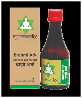 Ayurvedix Brahmi Ark 200 ML