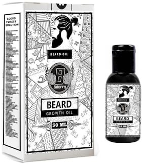 Baborry Beard oil for Mens and Boys Organic root oil 50 ml Single pack