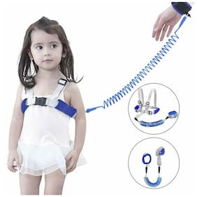 Baby Anti Lost Wrist Link -Anti Lost Backpack Leash Baby Leash Safety Walking B5
