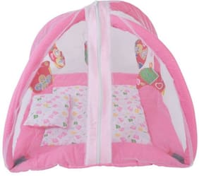 Baby Corn Mosquito Net Baby Bed Pink