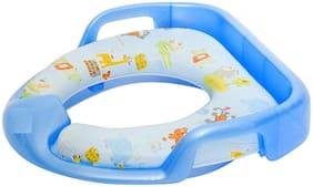 Baby Corn Soft Cushion Comfortable Potty Trainer Seat For Potty Training Seat With Support Handles For Kids