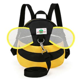 Baby Walking Safety Anti Lost Backpack With Safety Nylon Tape Mini School Bag