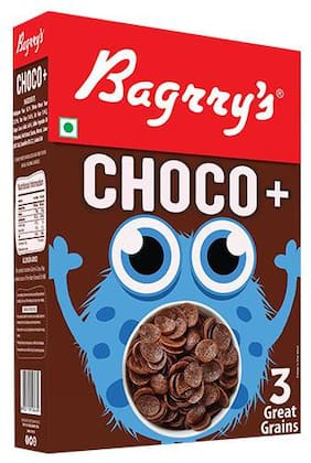 Bagrry'S Breakfast Cereal - Choco +, 3 Great Grains 375 g
