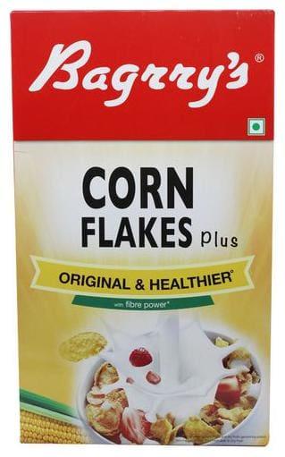 Bagrry'S Corn Flakes Plus - Original & Healthier 475 gm