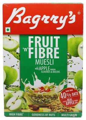 Bagrry'S Fruit N Fibre Muesli - Apple 500 gm
