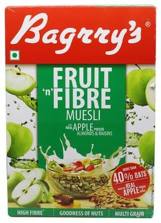 Bagrry'S Fruit N Fibre Muesli - Apple 500 g