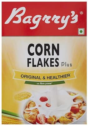 Bagrrys Corn Flakes Plus - Original & Healthier 250 gm