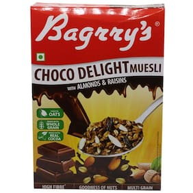 Bagrrys Crunch - Choco Delight 500 gm