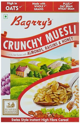 Bagrrys Muesli - Almond Raisin & Honey 200 g