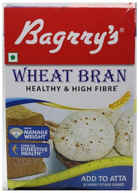 Bagrrys Wheat Bran - Germinated 500 gm