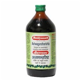 Baidyanath Ashwagandharishta Asava 220 ml (Pack of 1)