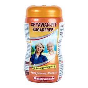 Baidyanath Sugarfree Chyawan Fit 1 kg (Pack of 1)