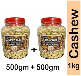 Baixo Cashew Nut W320 500g (Pack Of 2)
