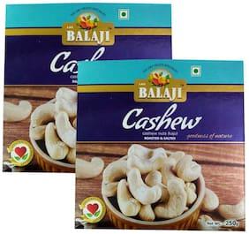 Balaji Roastted & Salted Cashew W-320 250G