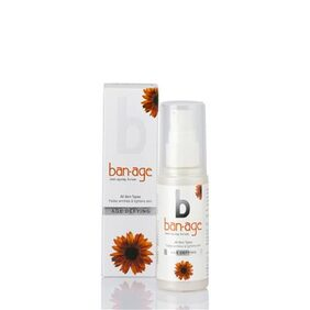 BAN AGE ANTI AGEING SERUM, 50ml (Pack of 1), Fades Wrinkles and Tighten Skin