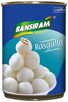Bansiram Sweet Rasgulla 1 kg (Pack Of 1 )