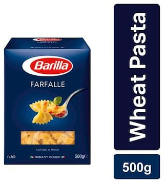 Barilla High Quality Durum Wheat Pasta - Farfalle 500 g
